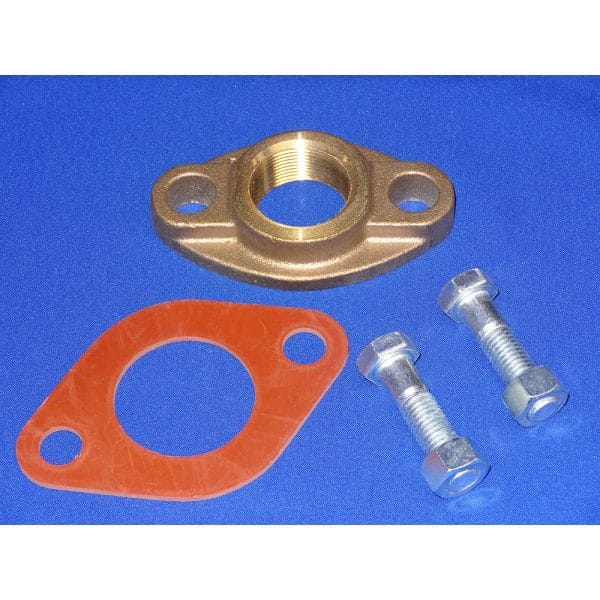 Full Face HD Water Meter Single Flange Kit | Midland MFG Co.