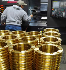 CNC Machine Finished Products | Midland MFG Co.